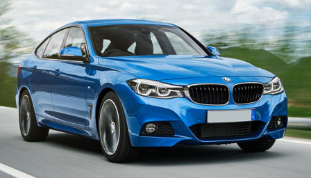BMW 3 Series GT Alloy Wheels and Tyre Packages.