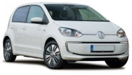 Volkswagen e-UP Alloy Wheels and Tyre Packages.