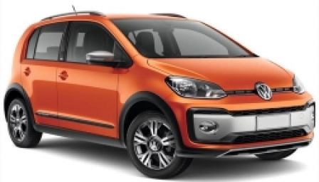 Volkswagen Cross Up Alloy Wheels and Tyre Packages.