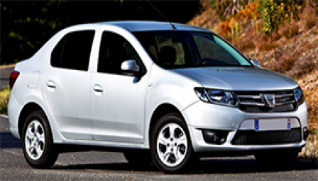 Dacia Logan Alloy Wheels and Tyre Packages.