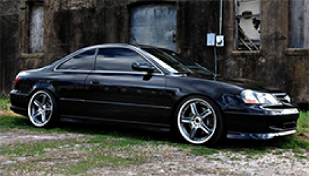 Acura  CL Alloy Wheels and Tyre Packages.