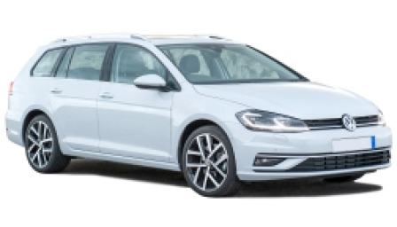 Volkswagen Golf Estate Alloy Wheels and Tyre Packages.