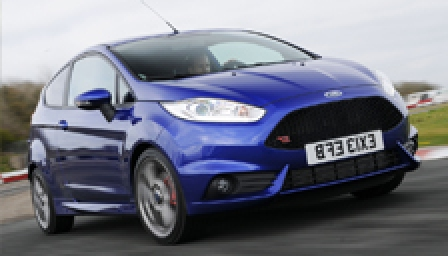 Ford Fiesta ST Alloy Wheels and Tyre Packages.