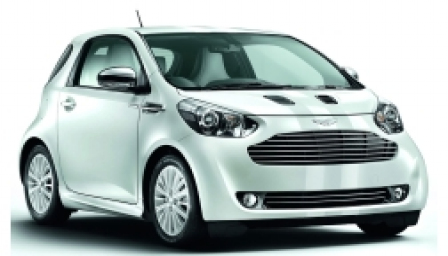 Aston Martin Cygnet Alloy Wheels and Tyre Packages.