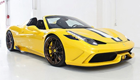 Ferrari 458 Alloy Wheels and Tyre Packages.