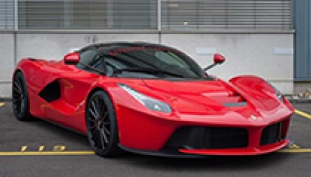 Ferrari LaFerrari Alloy Wheels and Tyre Packages.