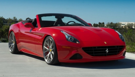Ferrari California Alloy Wheels and Tyre Packages.