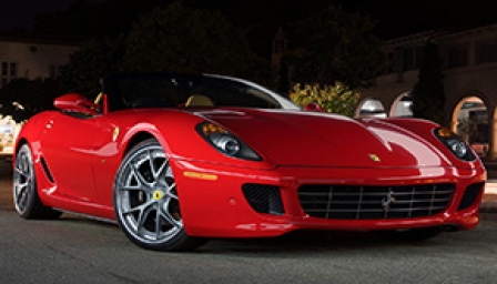 Ferrari 599 Alloy Wheels and Tyre Packages.