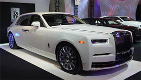 Rolls Royce Alloy Wheels & Performance Tyres - Buy Alloys ...