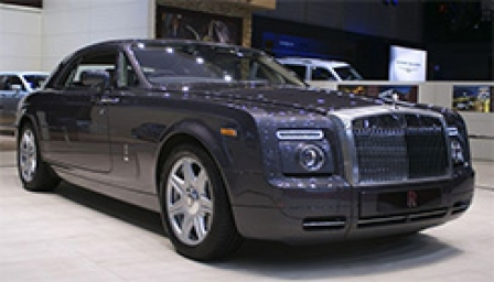 Rolls Royce Phantom Coupe Alloy Wheels and Tyre Packages.