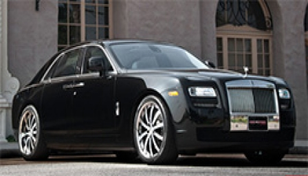 Rolls Royce Ghost Alloy Wheels and Tyre Packages.