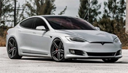 Tesla Model S Alloy Wheels and Tyre Packages.