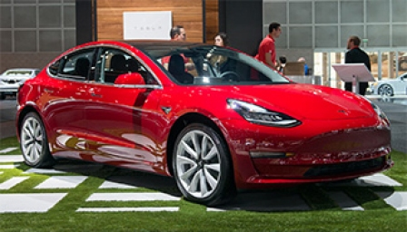 Tesla Model 3 Alloy Wheels and Tyre Packages.
