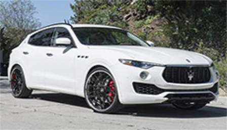 Maserati Levante Alloy Wheels and Tyre Packages.