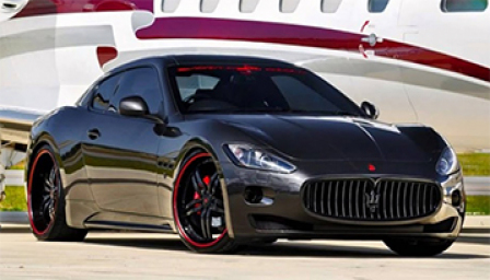 Maserati Gran Turismo Alloy Wheels and Tyre Packages.