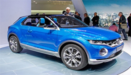 Volkswagen T-Roc Alloy Wheels and Tyre Packages.