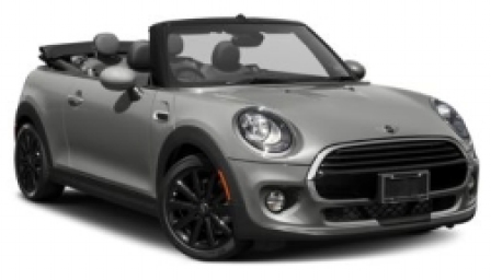Mini Convertible/Cabriolet Alloy Wheels