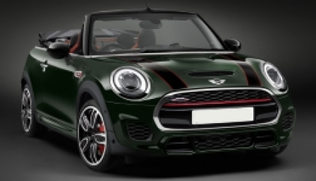 Mini Convertible/Cabriolet Alloy Wheels and Tyre Packages.