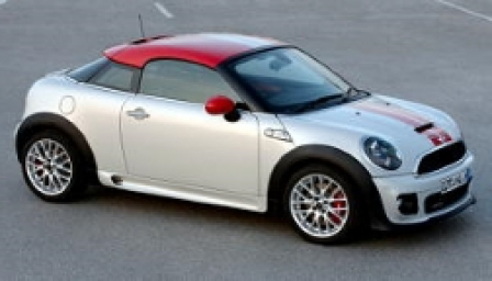 Mini Coupe Alloy Wheels and Tyre Packages.
