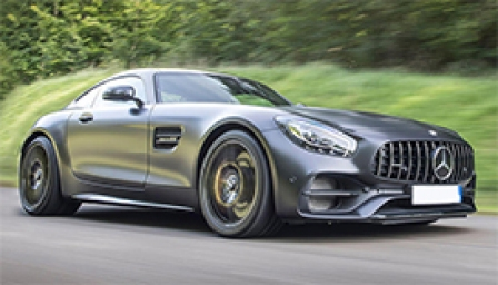 Mercedes AMG GT (Coupe) Alloy Wheels and Tyre Packages.