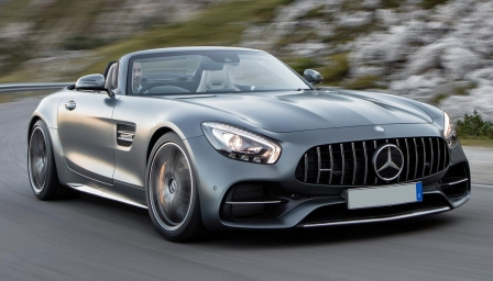 Mercedes AMG GT (Roadster) Alloy Wheels and Tyre Packages.