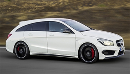 Mercedes CLA Class (AMG) Alloy Wheels and Tyre Packages.