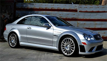 Mercedes CLK Class (AMG) Alloy Wheels and Tyre Packages.