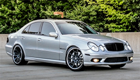 Mercedes E Class (AMG) Alloy Wheels and Tyre Packages.