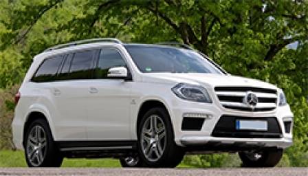 Mercedes GL Class (AMG) Alloy Wheels and Tyre Packages.
