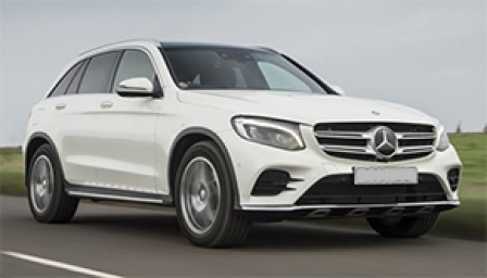 Mercedes GLC Class Alloy Wheels and Tyre Packages.