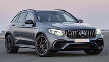 Mercedes GLC Class (AMG Models) Alloy Wheels and Tyre Packages.