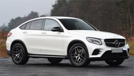 Mercedes GLC Coupe Alloy Wheels and Tyre Packages.