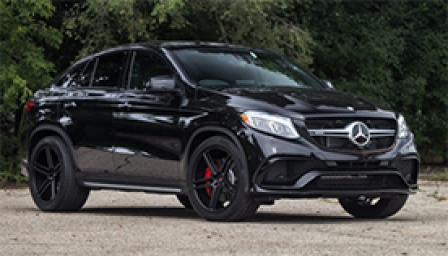Mercedes GLE Coupe (AMG) Alloy Wheels and Tyre Packages.