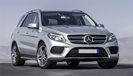 Mercedes GLE Class Alloy Wheels and Tyre Packages.