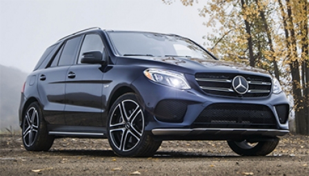 Mercedes GLE Class (AMG Models) Alloy Wheels and Tyre Packages.