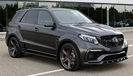 Mercedes GLE Class (AMG) Alloy Wheels and Tyre Packages.