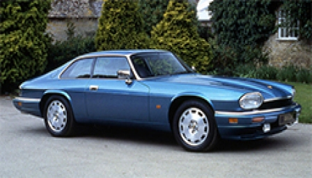 Jaguar XJS Alloy Wheels and Tyre Packages.