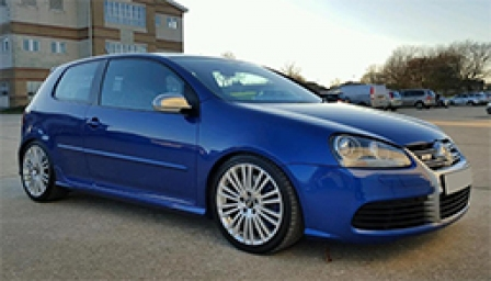 Volkswagen Golf R32 Alloy Wheels and Tyre Packages.
