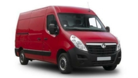 Vauxhall (Opel) Movano Alloy Wheels and Tyre Packages.