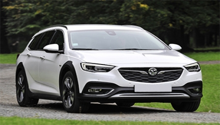 Vauxhall (Opel) Insignia Country Tourer Alloy Wheels and Tyre Packages.