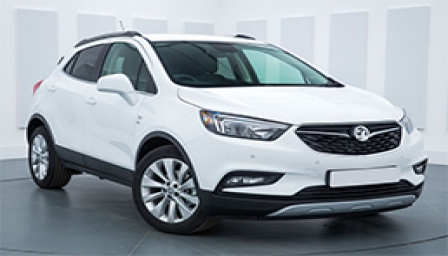 Vauxhall (Opel) Mokka X Alloy Wheels and Tyre Packages.
