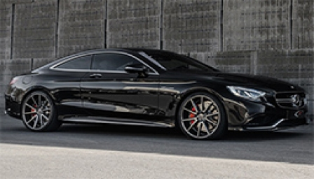 Mercedes S Class Coupe (AMG) Alloy Wheels and Tyre Packages.