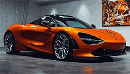 McLaren 720S Alloy Wheels and Tyre Packages.