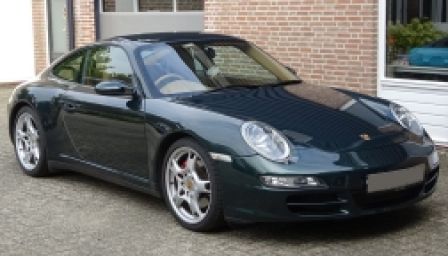 Porsche 911 (997.1) Alloy Wheels and Tyre Packages.