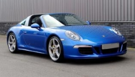 Porsche 911 (991.1) Alloy Wheels and Tyre Packages.