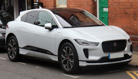 Jaguar I Pace Alloy Wheels and Tyre Packages.