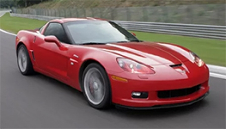 Chevrolet Corvette C6 Alloy Wheels and Tyre Packages.