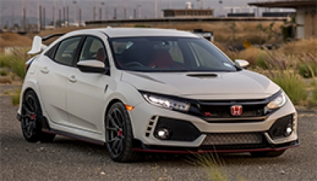 Honda Civic Type R Alloy Wheels and Tyre Packages.