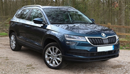 Skoda Karoq Alloy Wheels and Tyre Packages.