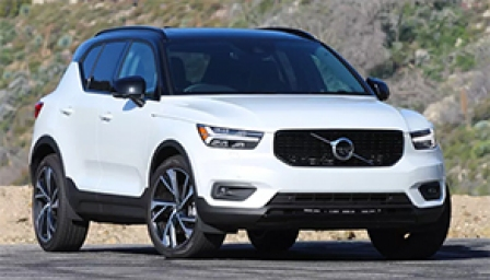 Volvo XC40 Alloy Wheels and Tyre Packages.